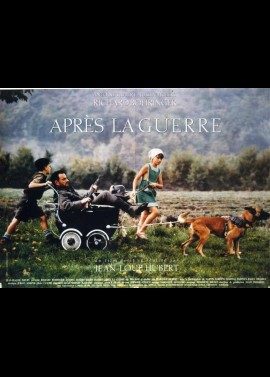 APRES LA GUERRE movie poster