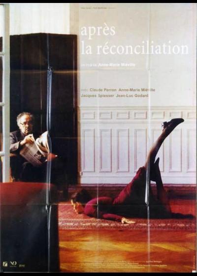 affiche du film APRES LA RECONCILIATION
