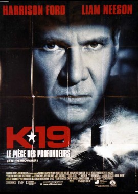 K 19 THE WIDOWMAKER movie poster
