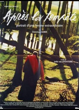 APRES LA TEMPETE movie poster