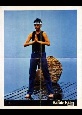 affiche du film KARATE KID LE MOMENT DE VERITE 2