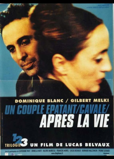 APRES LA VIE movie poster