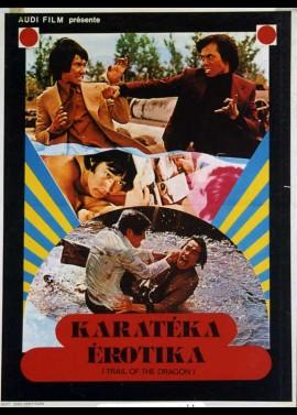 affiche du film KARATEKA EROTIKA
