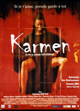KARMEN GEI movie poster