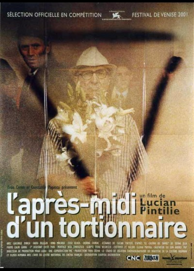 affiche du film APRES MIDI D'UN TORTIONNAIRE (L')