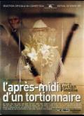APRES MIDI D'UN TORTIONNAIRE (L')