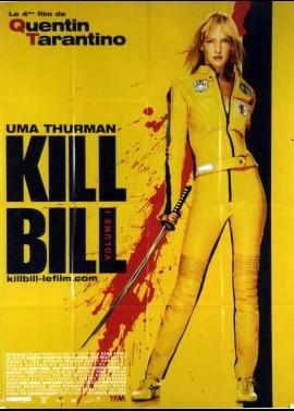 affiche du film KILL BILL