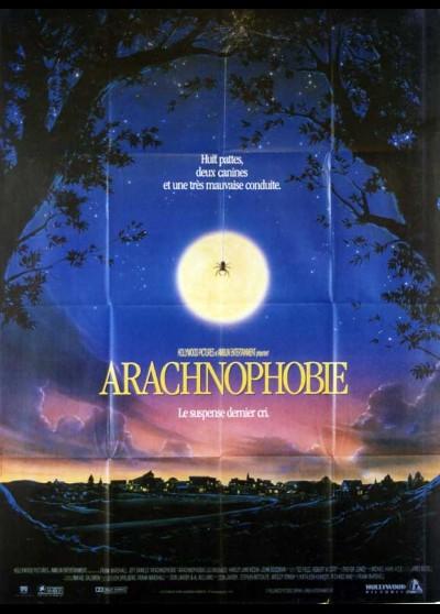 ARACHNOPHOBIA movie poster