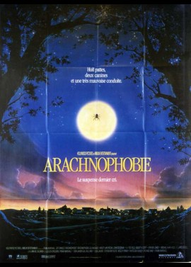 ARACHNOPHOBIA movie poster