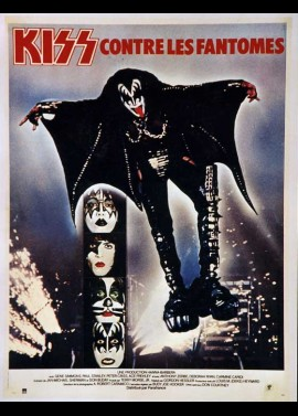 KISS MEETS THE PHANTOM OF THE PARK / ATTACK OF THE PHANTOMS movie poster