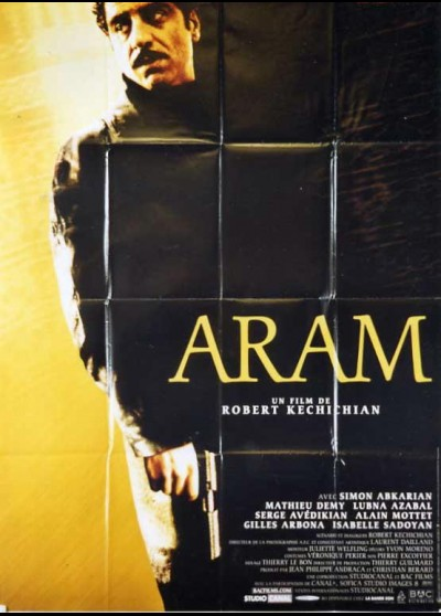 affiche du film ARAM