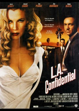 L A CONFIDENTIAL movie poster