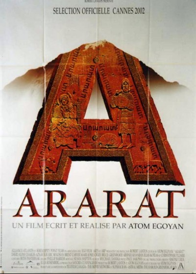 affiche du film ARARAT