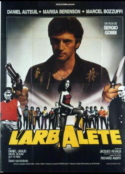 affiche du film ARBALETE (L')