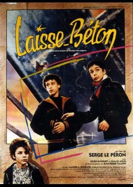 LAISSE BETON movie poster