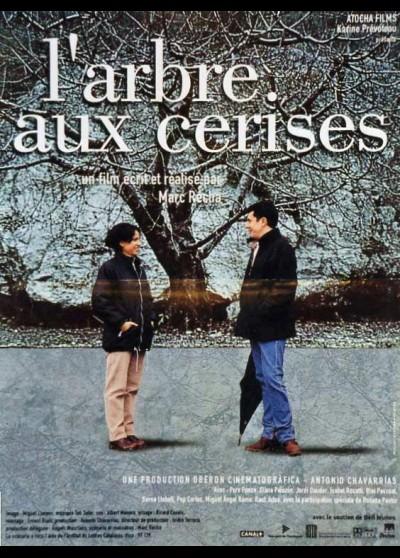 affiche du film ARBRE AUX CERISES (L')