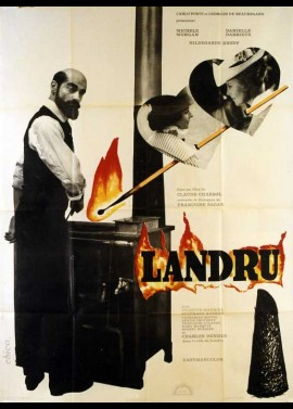 affiche du film LANDRU