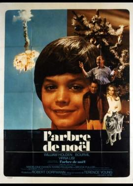 affiche du film ARBRE DE NOEL (L')