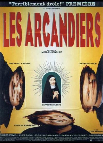 affiche du film ARCANDIERS (LES)