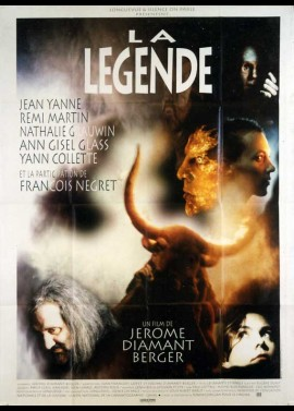 LEGENDE (LA) movie poster