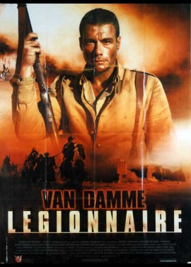LEGIONNAIRE movie poster