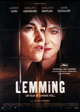 LEMMING movie poster