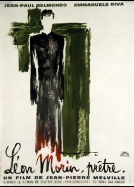 affiche du film LEON MORIN PRETRE