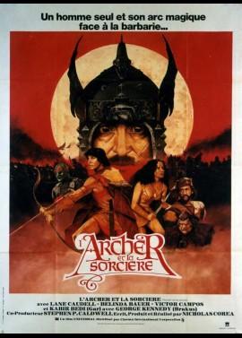 affiche du film ARCHER ET LA SORCIERE (L')