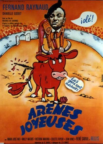 ARENES JOYEUSES movie poster