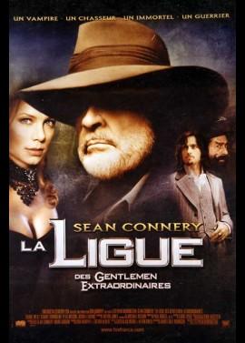 LEAGUE OF EXTRAORDINARY GENTLEMEN (THE) movie poster