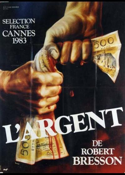 affiche du film ARGENT (L')