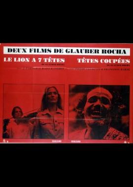 LEONE HAVE SEPT CABECAS (DER) / CABEZAS CORTADAS movie poster