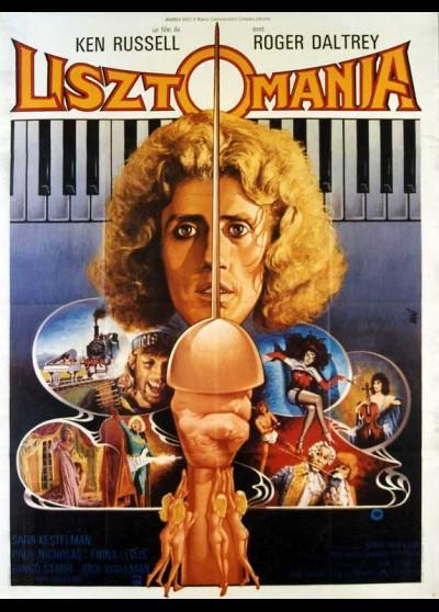 LISZTOMANIA movie poster