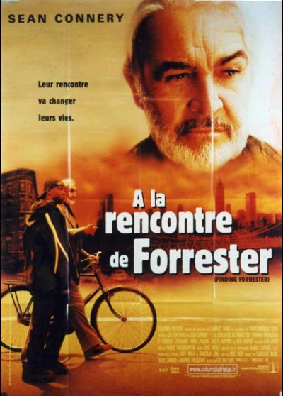 affiche du film A LA RENCONTRE DE FORRESTER
