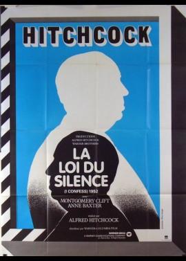 affiche du film LOI DU SILENCE (LA)