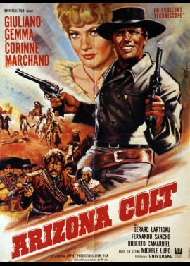 ARIZONA COLT movie poster