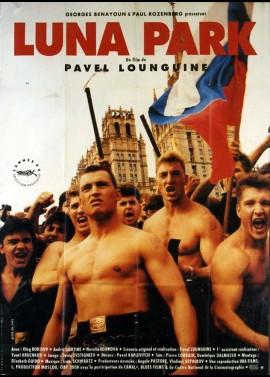 affiche du film LUNA PARK