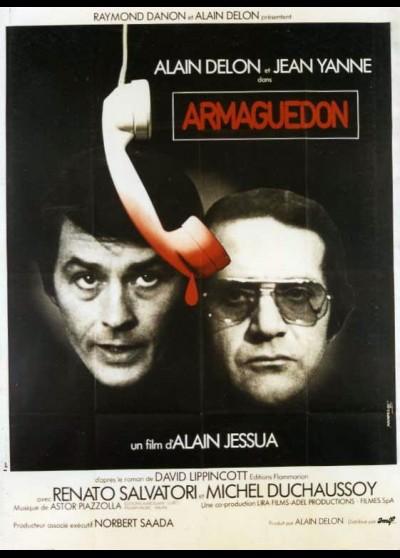 affiche du film ARMAGUEDON