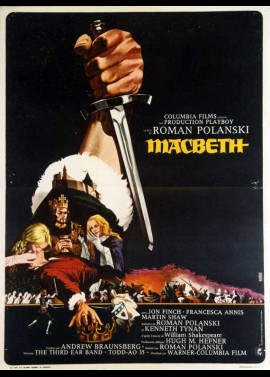 TRAGEDY OF MACBETH (THE) movie poster
