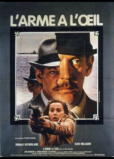 affiche du film ARME A L'OEIL (L')