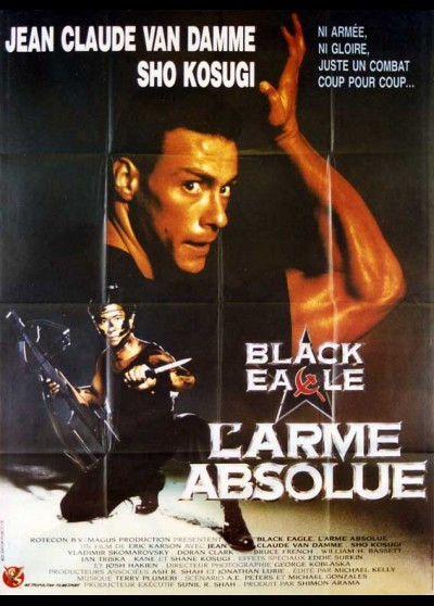 affiche du film ARME ABSOLUE (L')