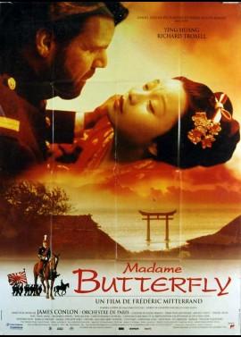 affiche du film MADAME BUTTERFLY