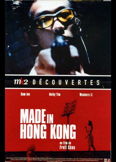 affiche du film MADE IN HONG KONG