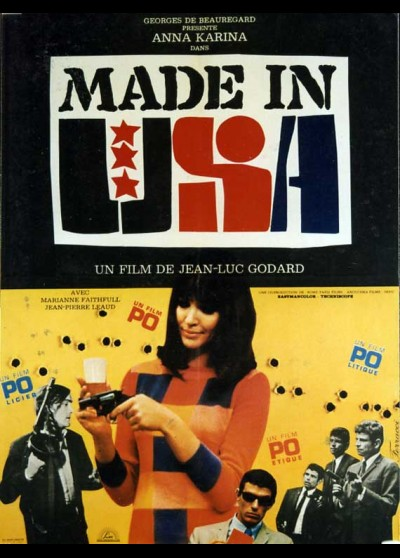 affiche du film MADE IN USA