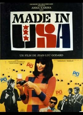 affiche du film MADE IN USA