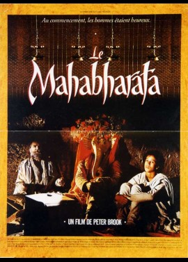 MAHABARATA (LE) movie poster