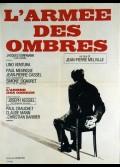 ARMEE DES OMBRES (L')