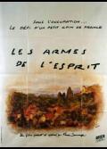 ARMES DE L'ESPRIT (LES)