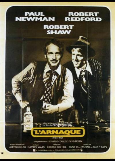 affiche du film ARNAQUE (L')