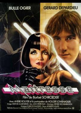 MAITRESSE movie poster